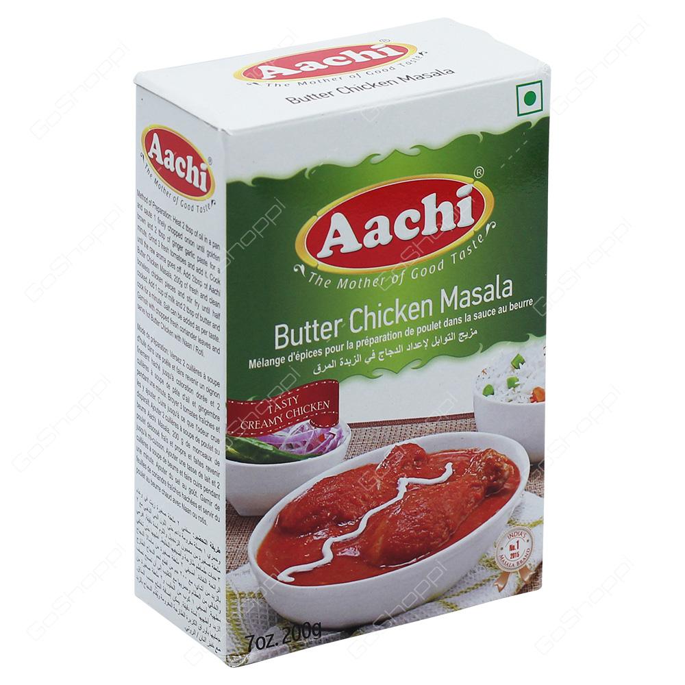 Aachi Butter Chicken Masala 200g