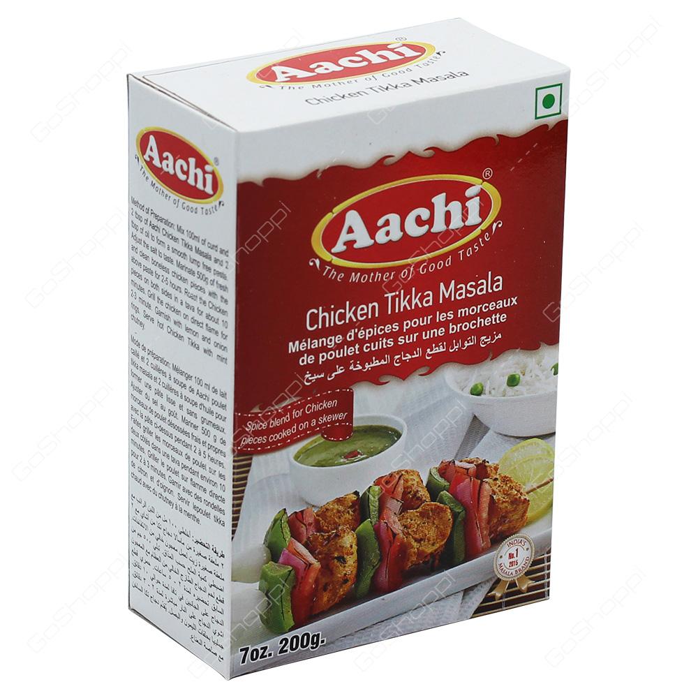 Aachi Chicken Tikka Masala 200g