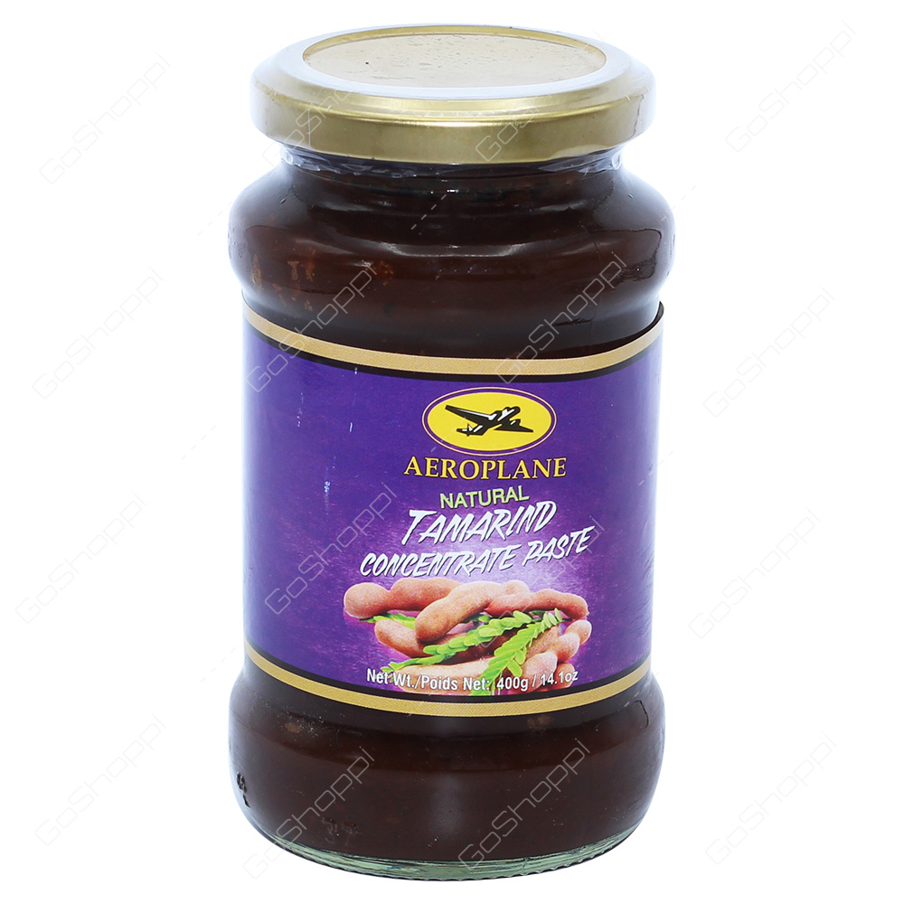 Aeroplane Natural Tamarind Concentrate Paste 400ml