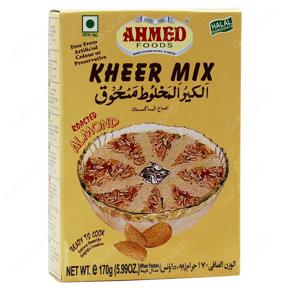 Ahmed Foods Kheer Mix 170g