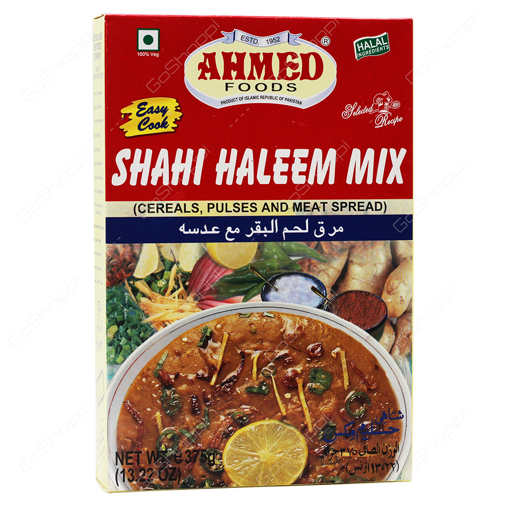 Ahmed Foods Shahi Haleem Mix 375g