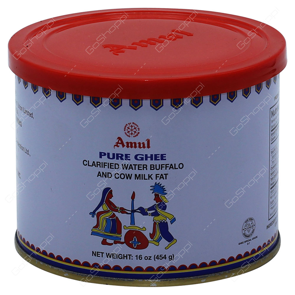 Amul Pure Ghee 454g