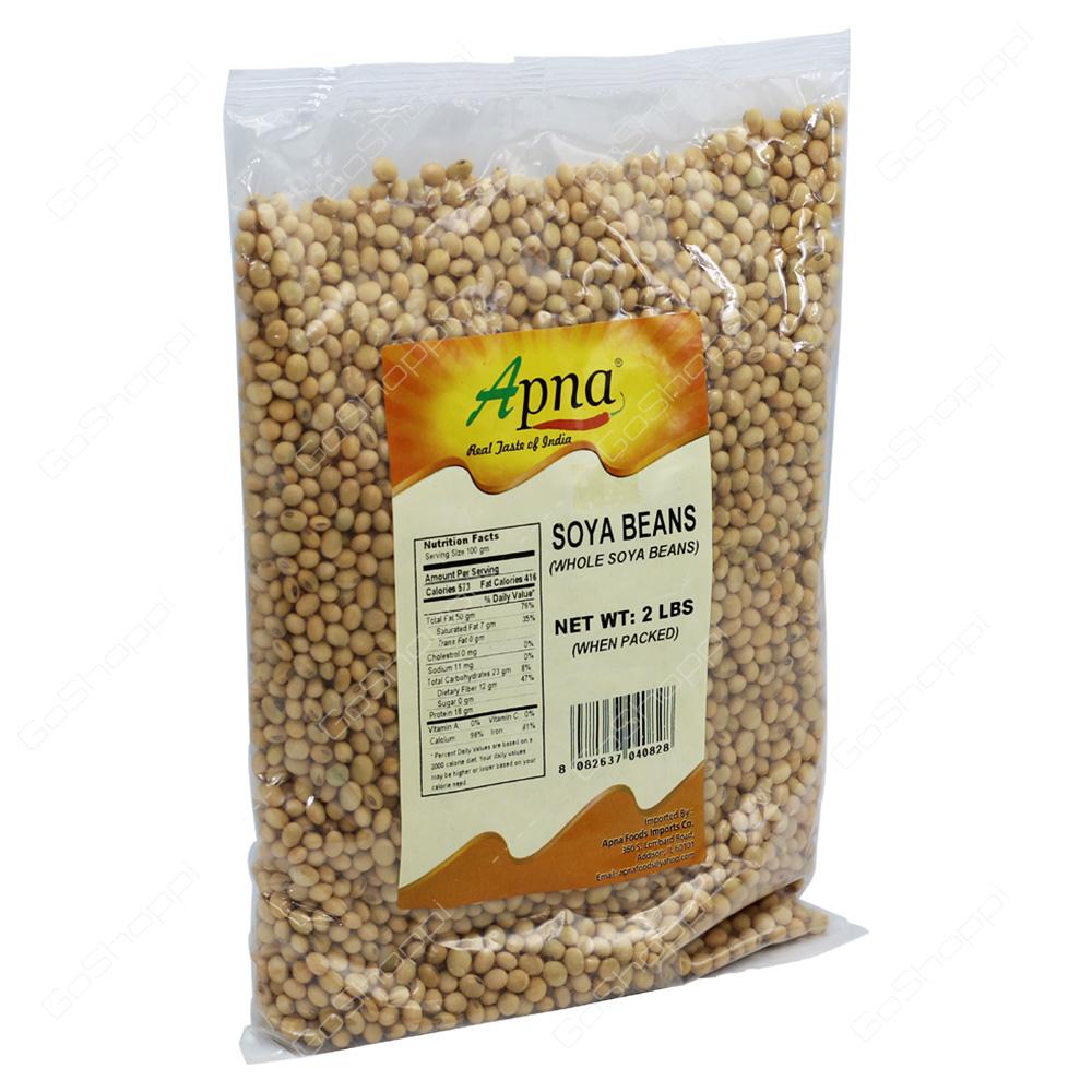 Apna Soya Beans 2lb