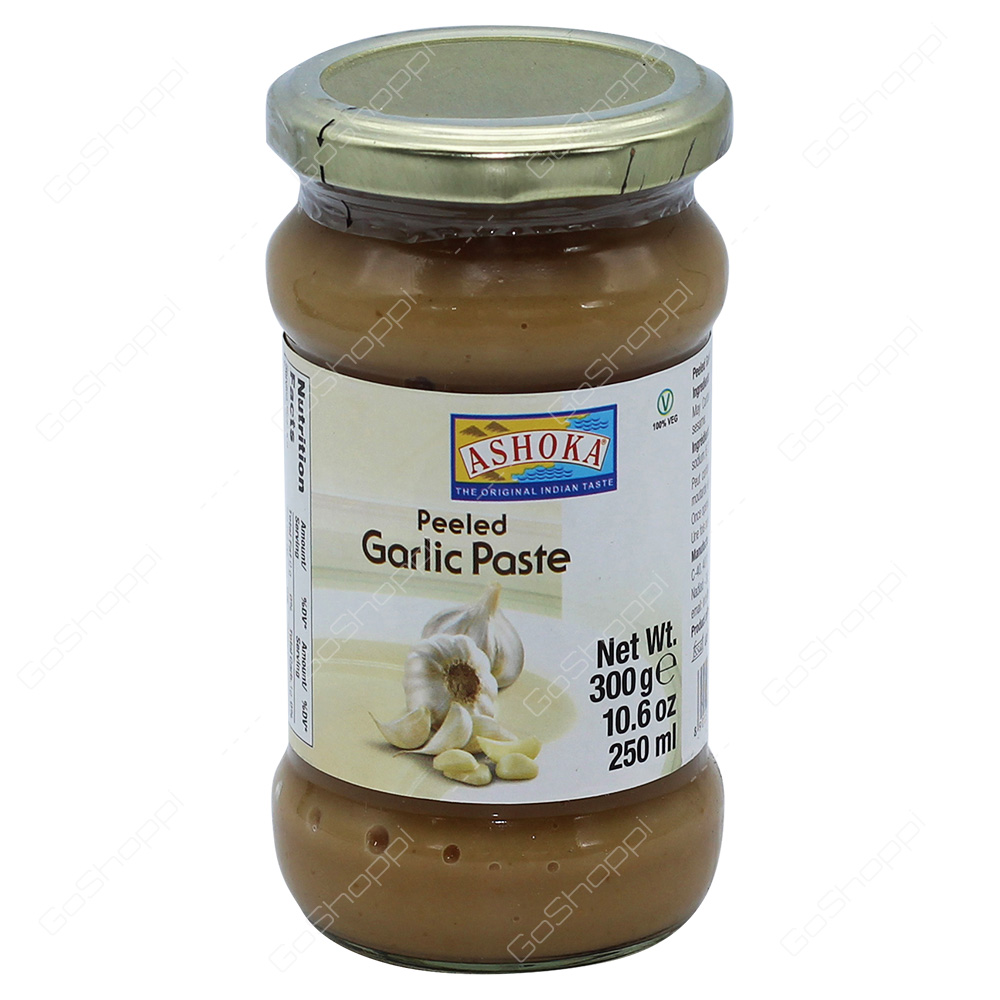 Ashoka Peeled Garlic Paste 300g