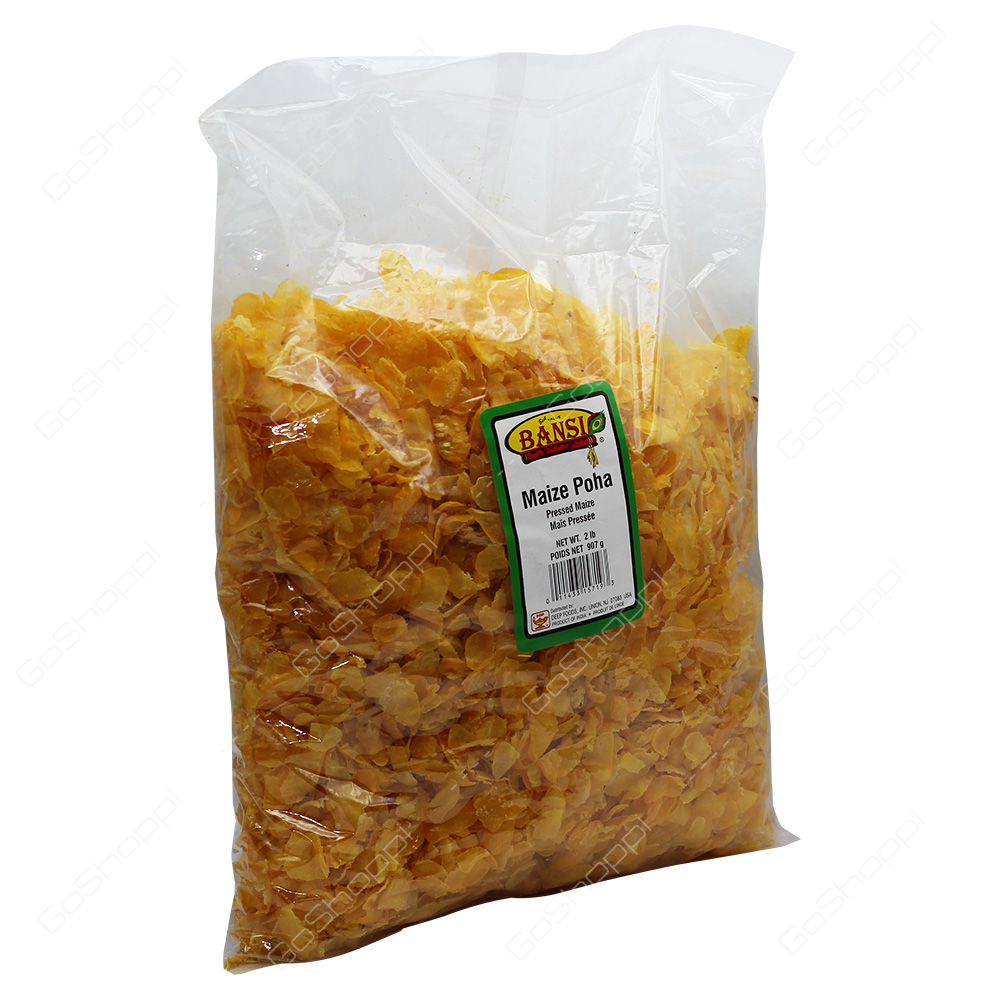 Bansi Maize Poha 2lb