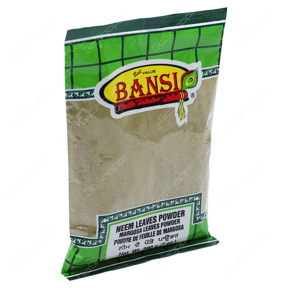 Bansi Neem Leaves Powder 200g
