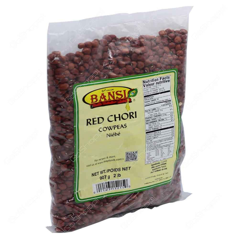 Bansi Red Chori 2lb