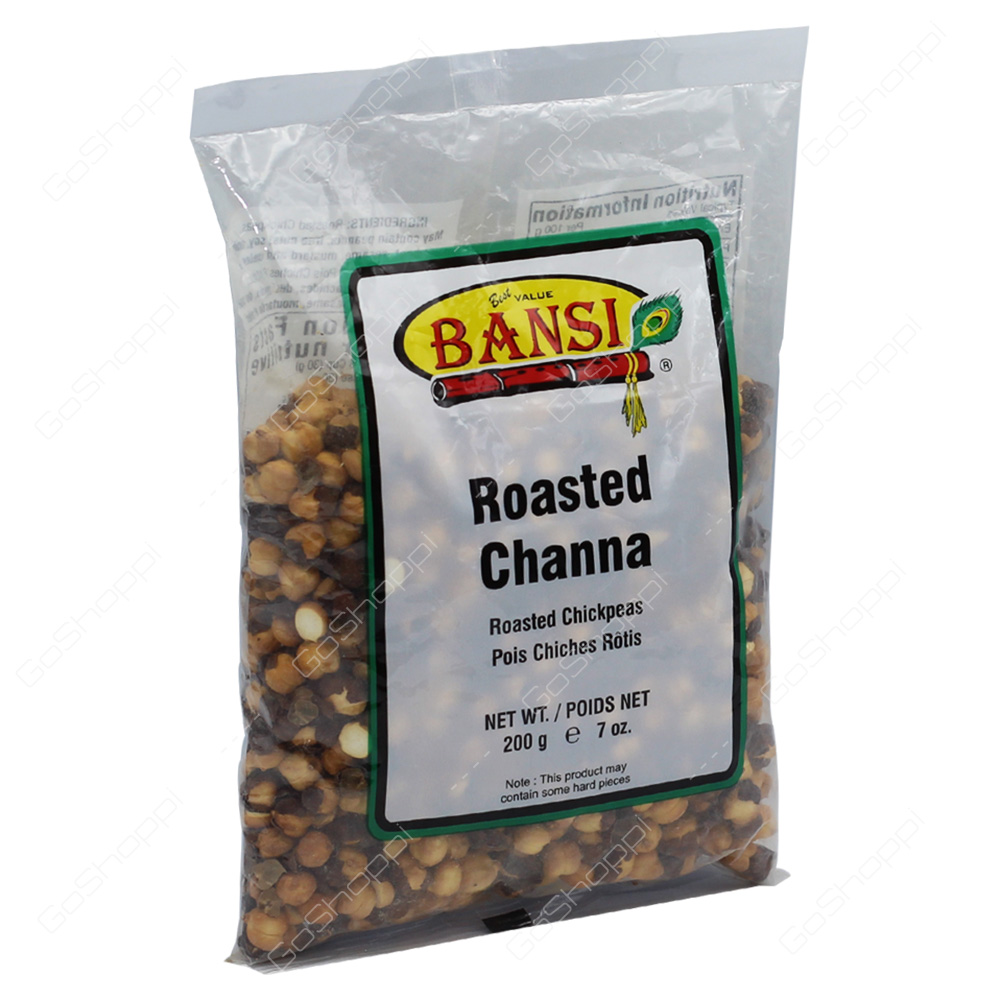 Bansi Roasted Channa 200g