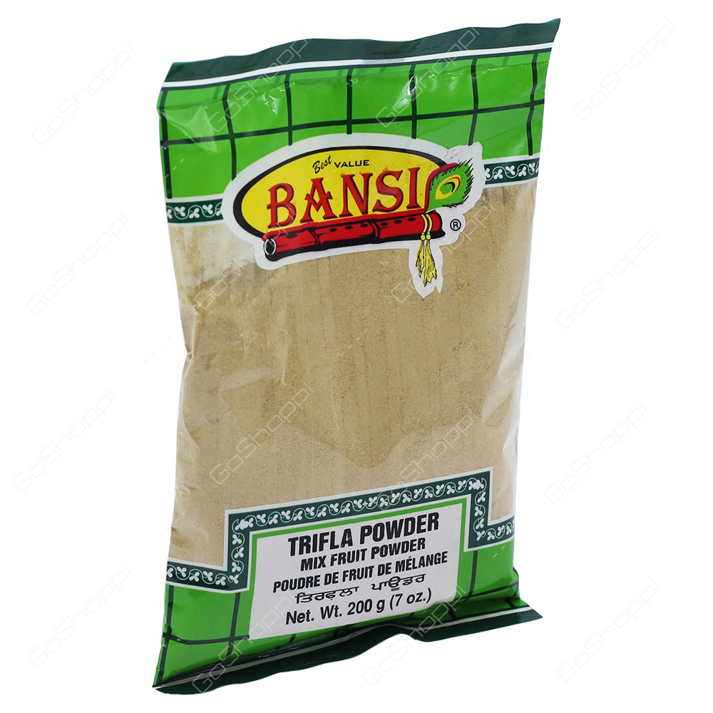 Bansi Trifla Powder 200g