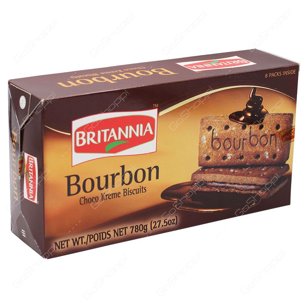 Britannia Bourbon Biscuits 780g