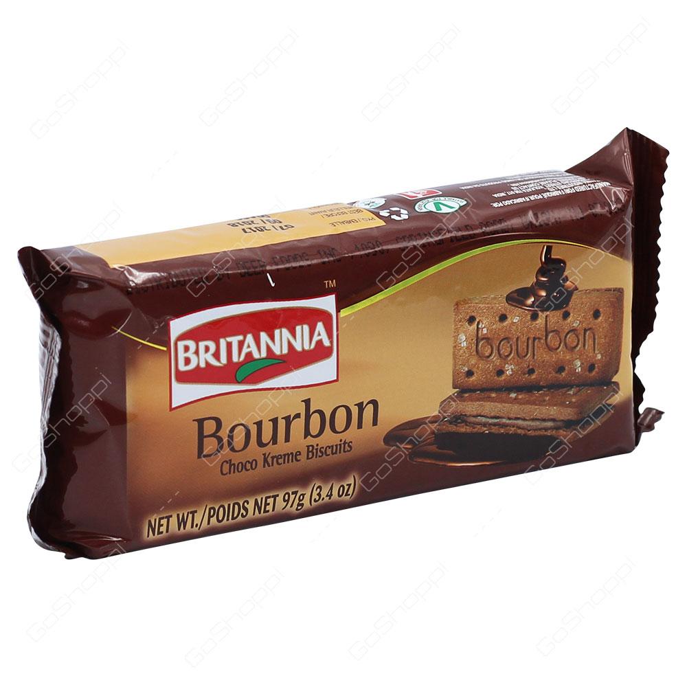 Britannia Bourbon Biscuits 97g