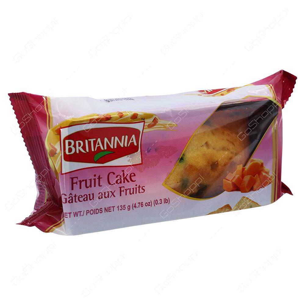 Britannia Fruit Cake 135g