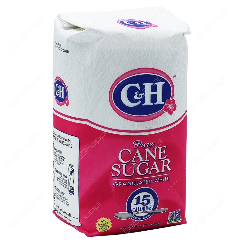C&H Pure Cane Sugar 1.81kg
