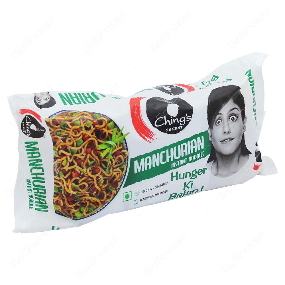 Chings Secret Manchurian Instant Noodles 240g