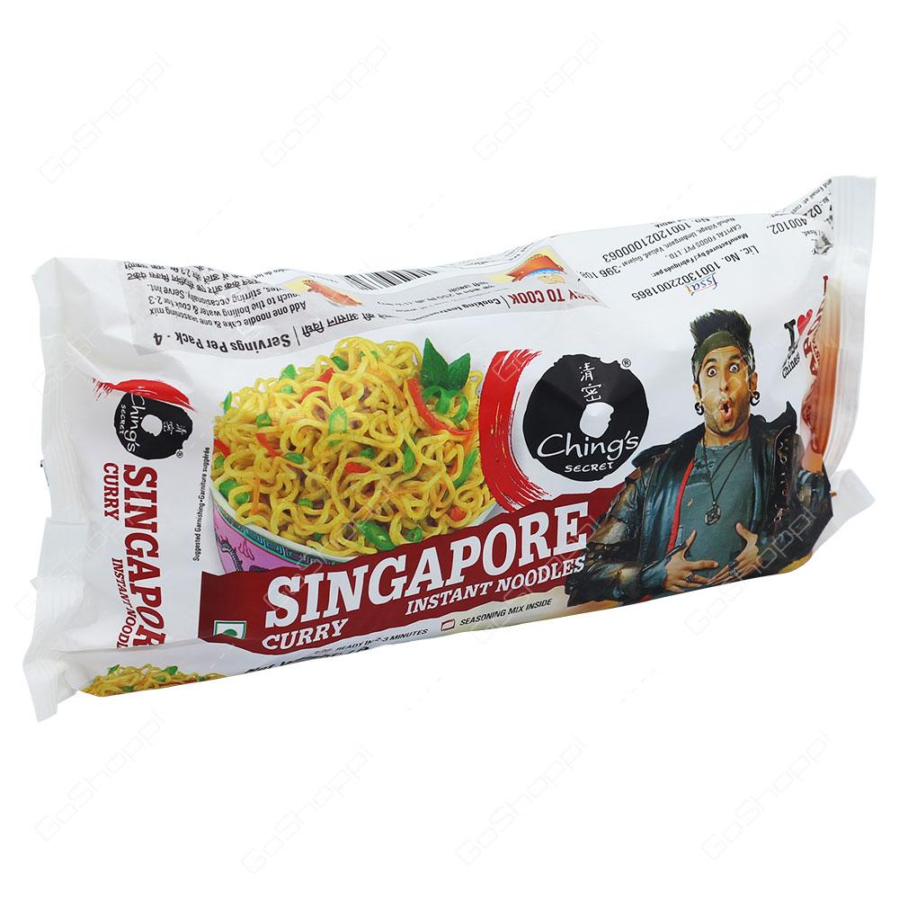Chings Secret Singapore Instant Noodles 240g