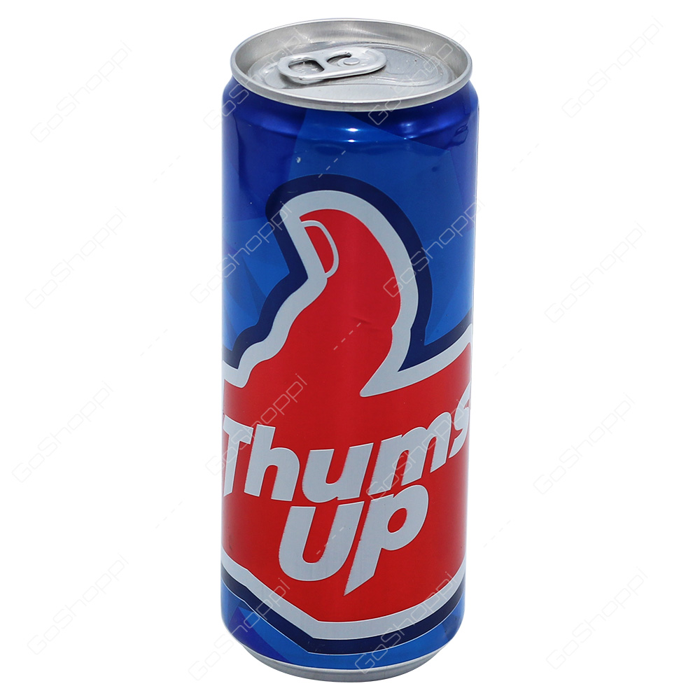 Coca Cola Thums Up Can 300ml