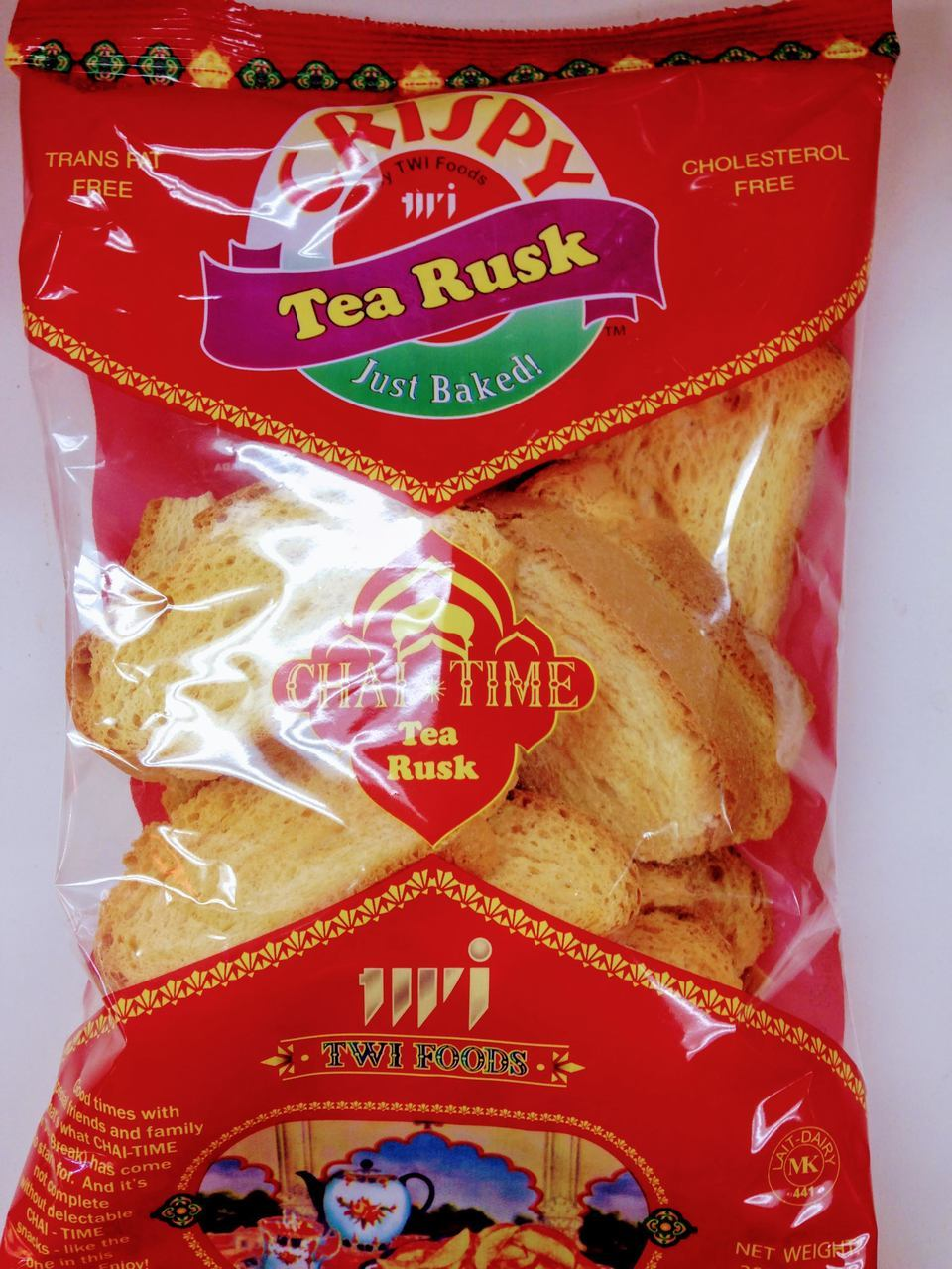 Crispy Tea Rusk Original
