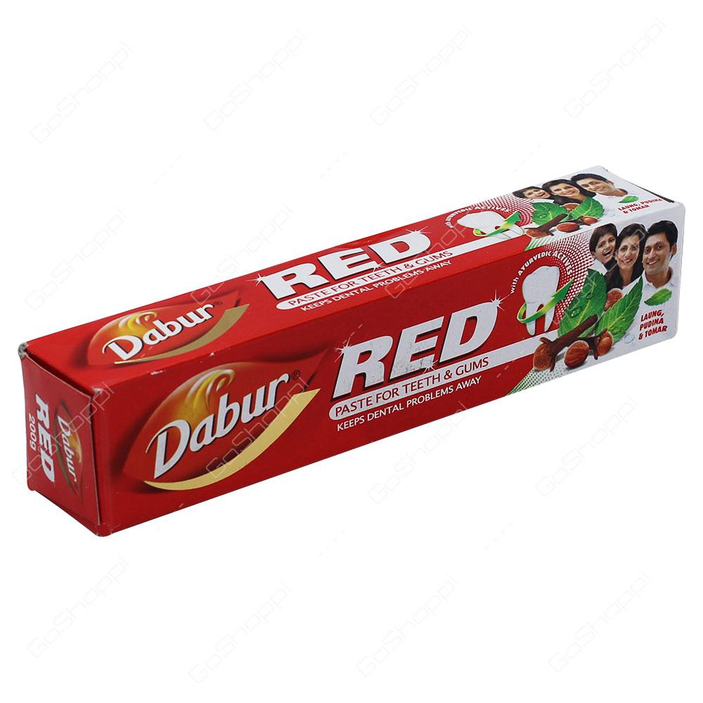 Dabur Dabur Red Toothpaste 200g