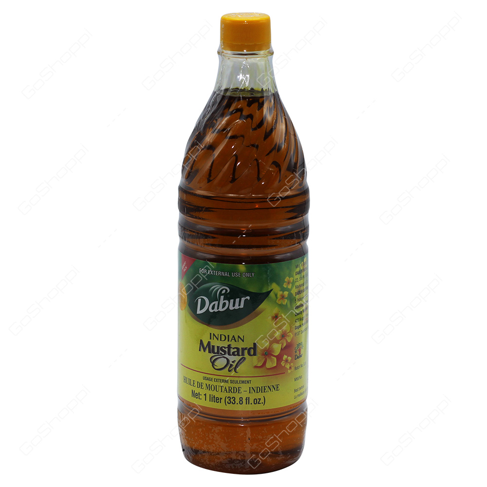 Dabur Indian Mustard Oil 1l