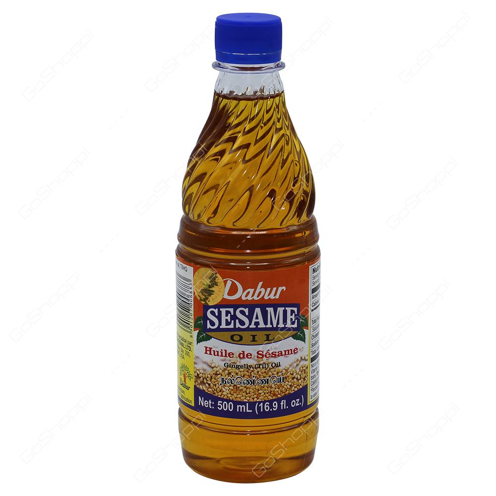 Dabur Sesame Oil 500ml