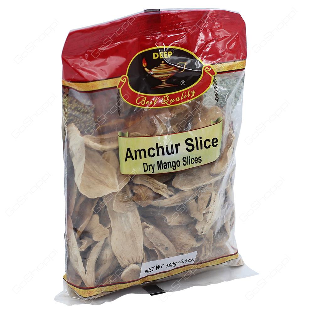 Deep Amchur Slice 100g