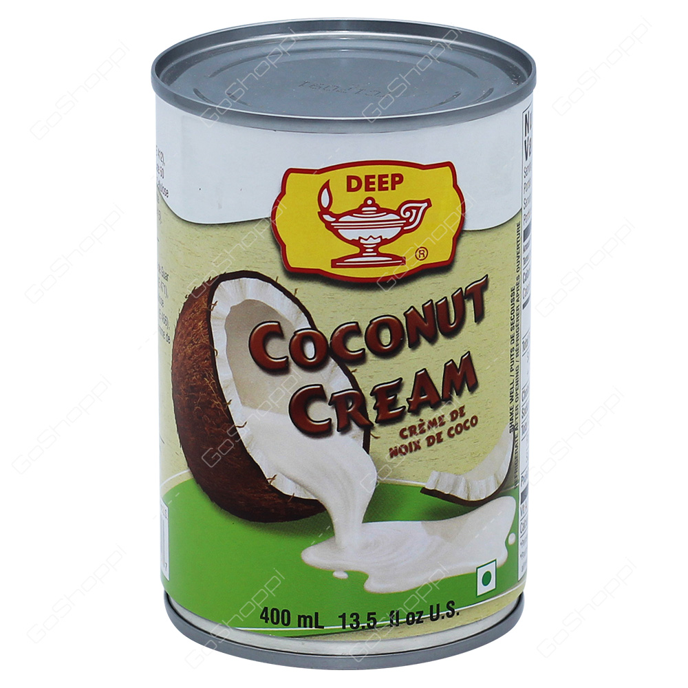 Deep Coconut Cream 400ml