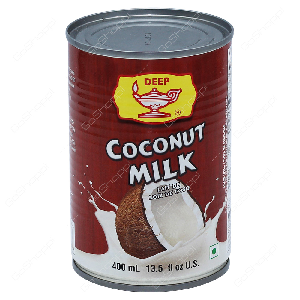 Deep Coconut Milk 400ml