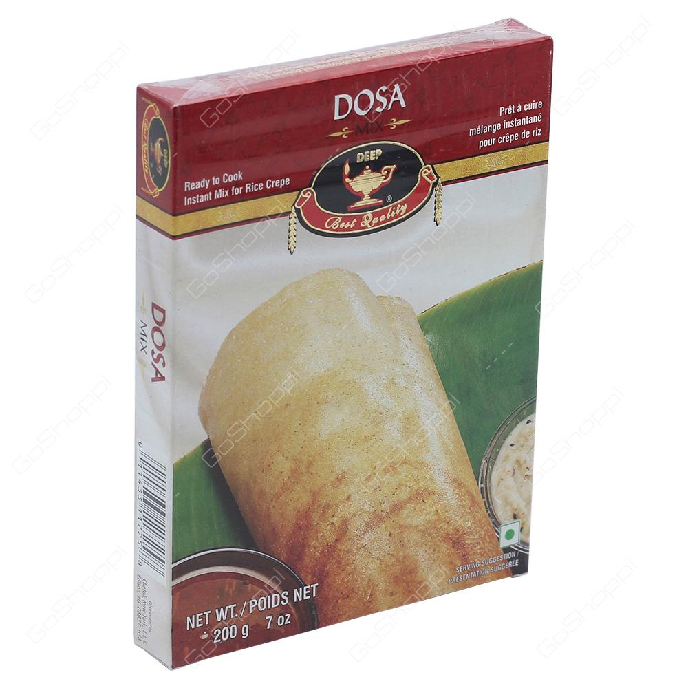 Deep Dosa Mix 200g