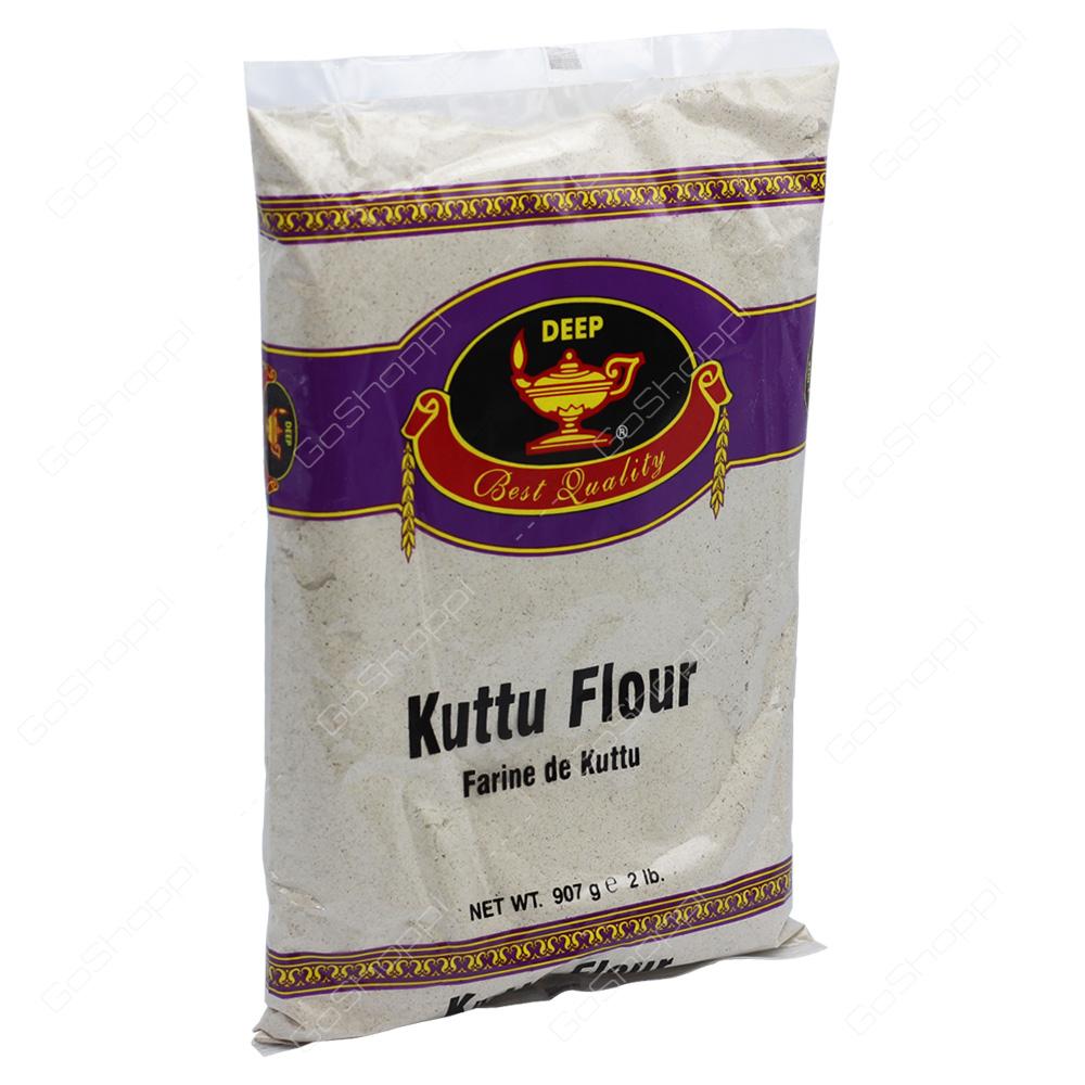 Deep Kuttu Flour 2lb