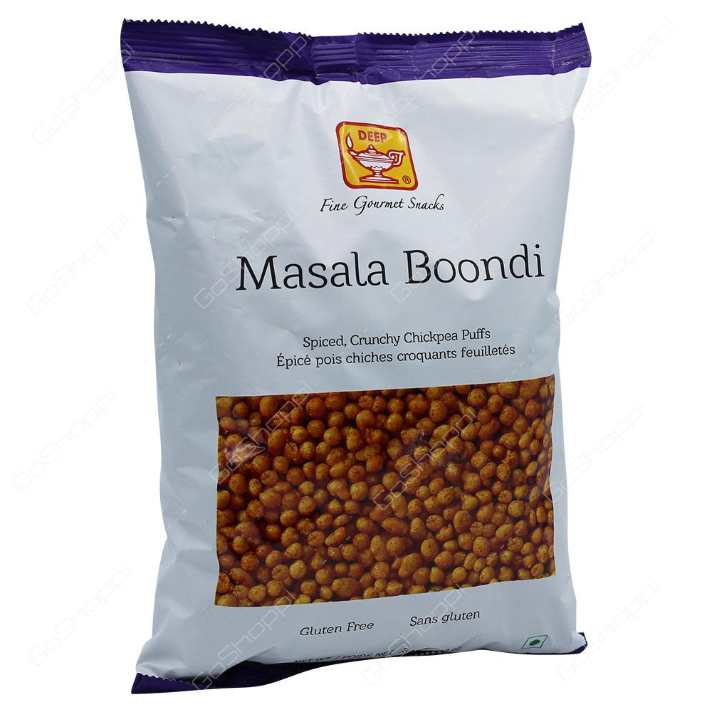 Deep Masala Boondi 340g