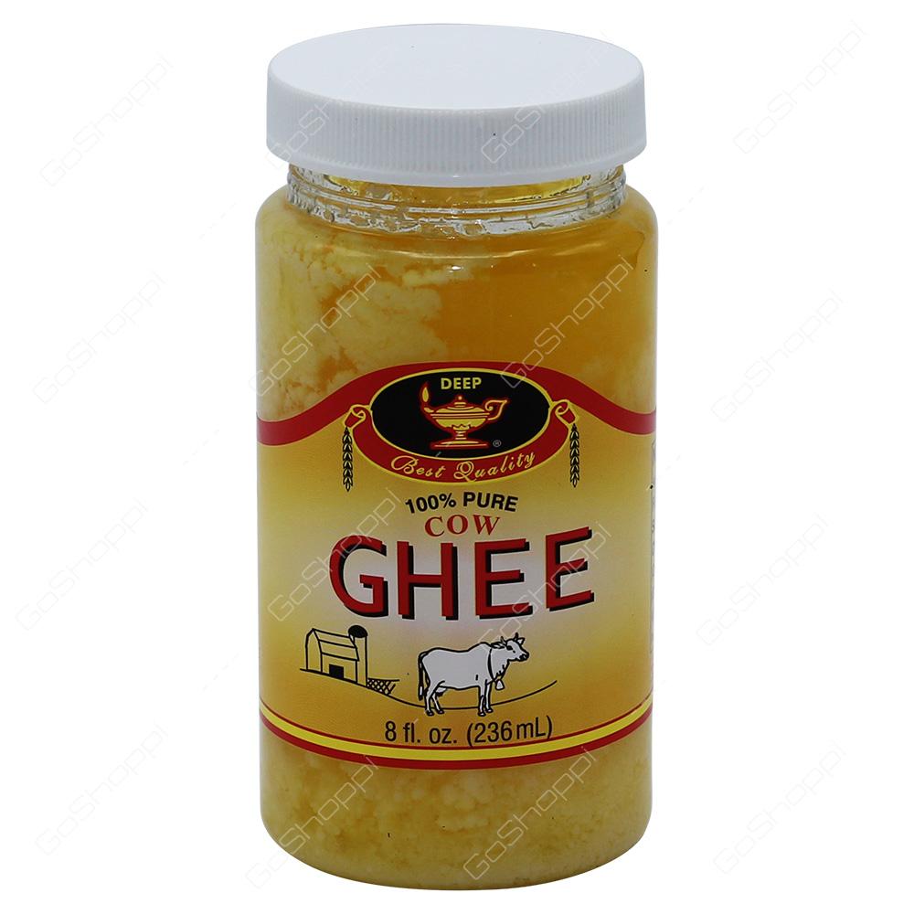 Deep Pure Cow Ghee 236ml