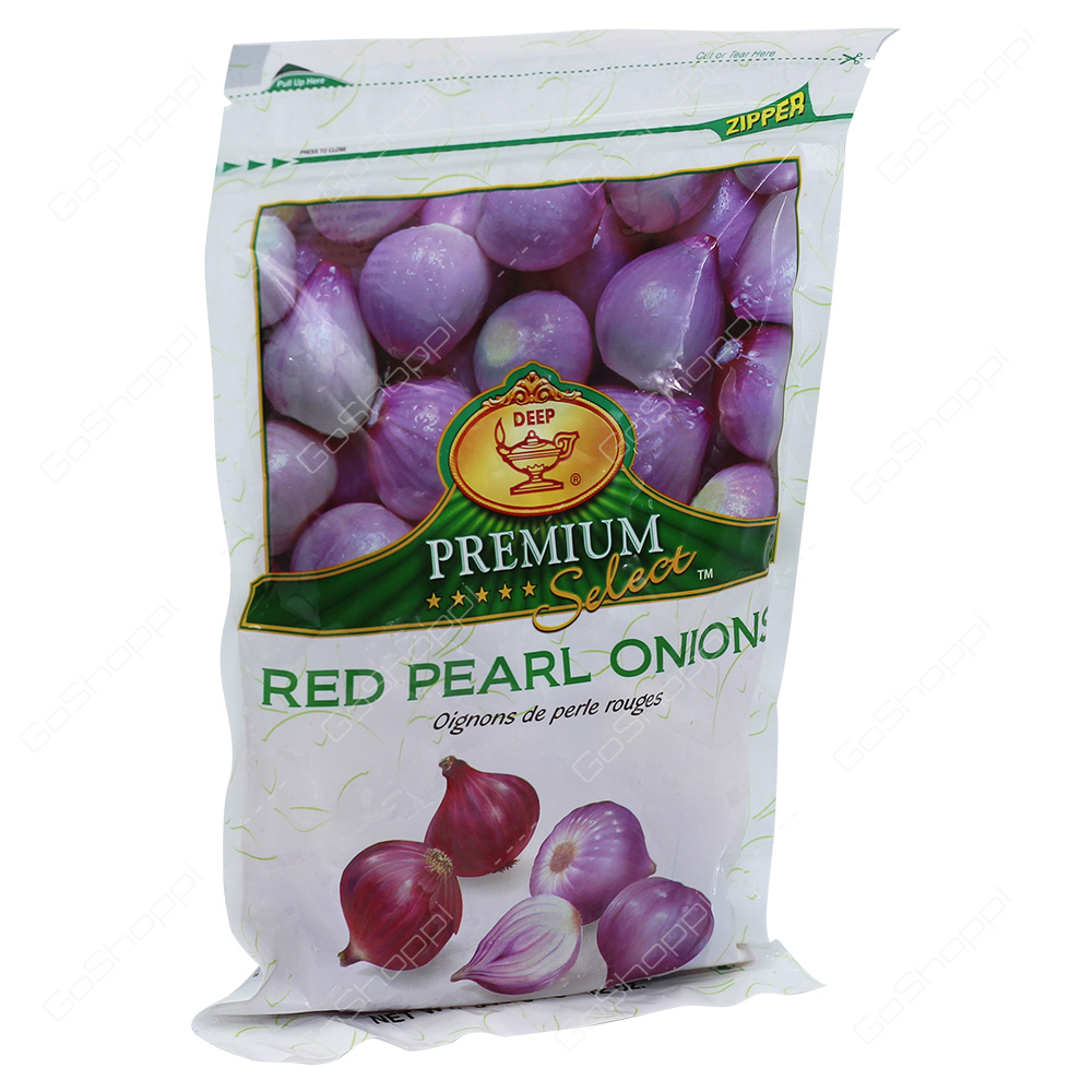 Deep Red Pearl Onions 340g