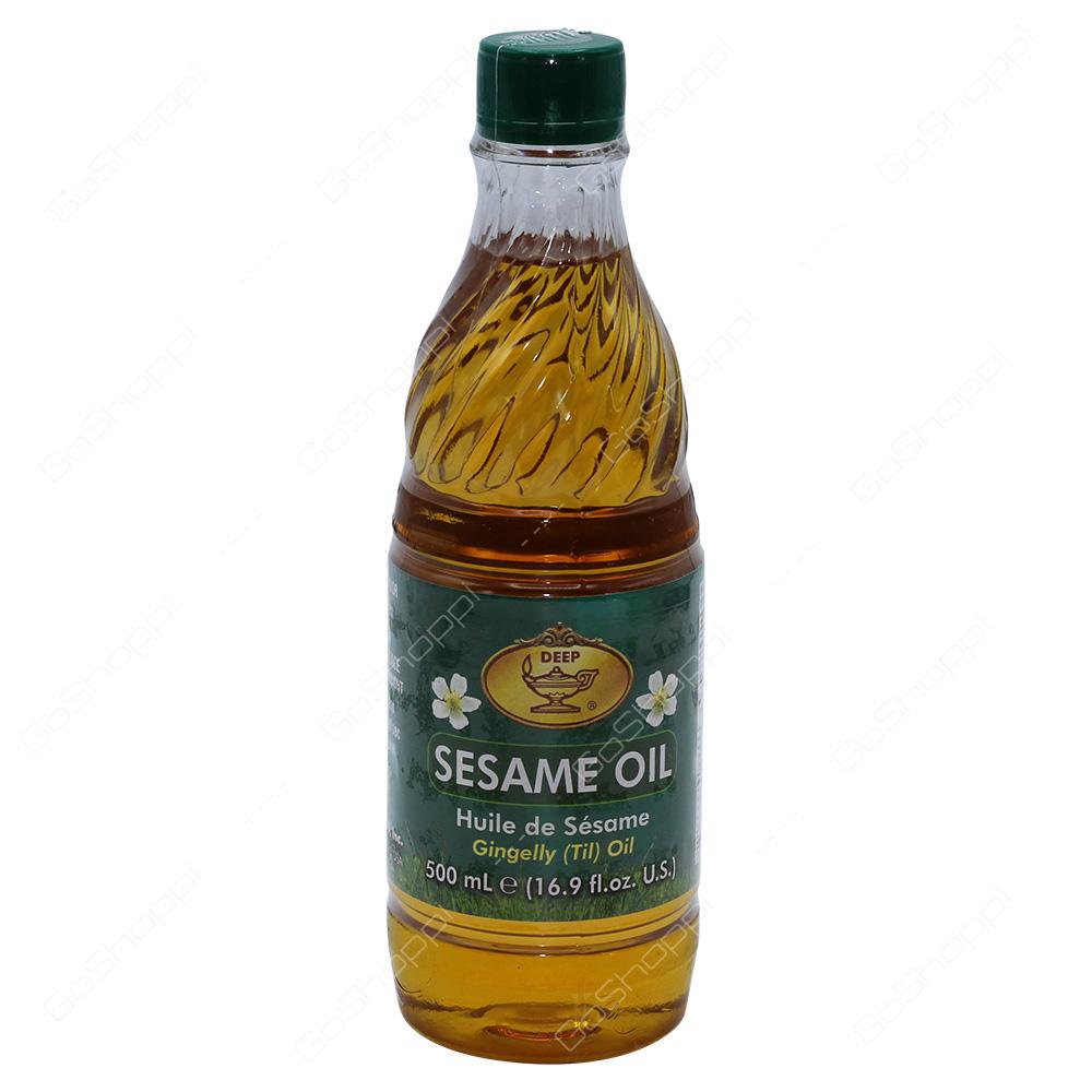 Deep Sesame Oil 500ml