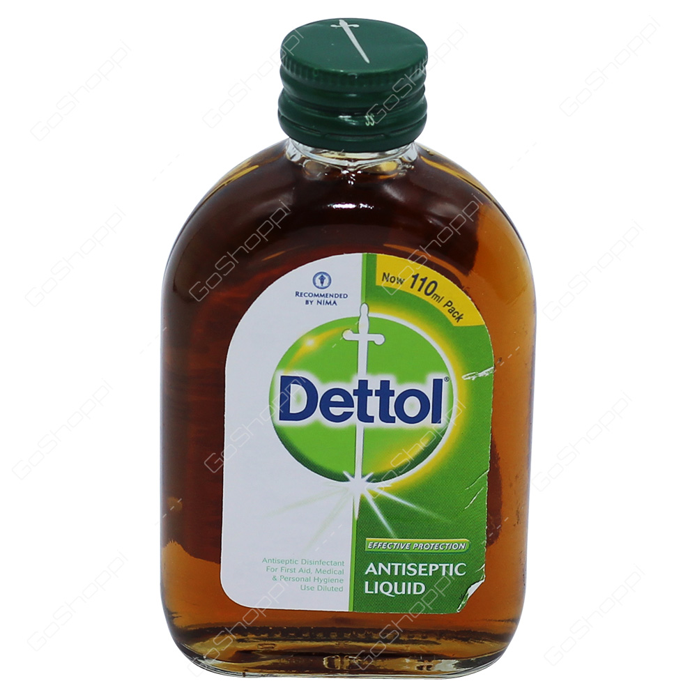 Dettol Antiseptic Liquid 110ml