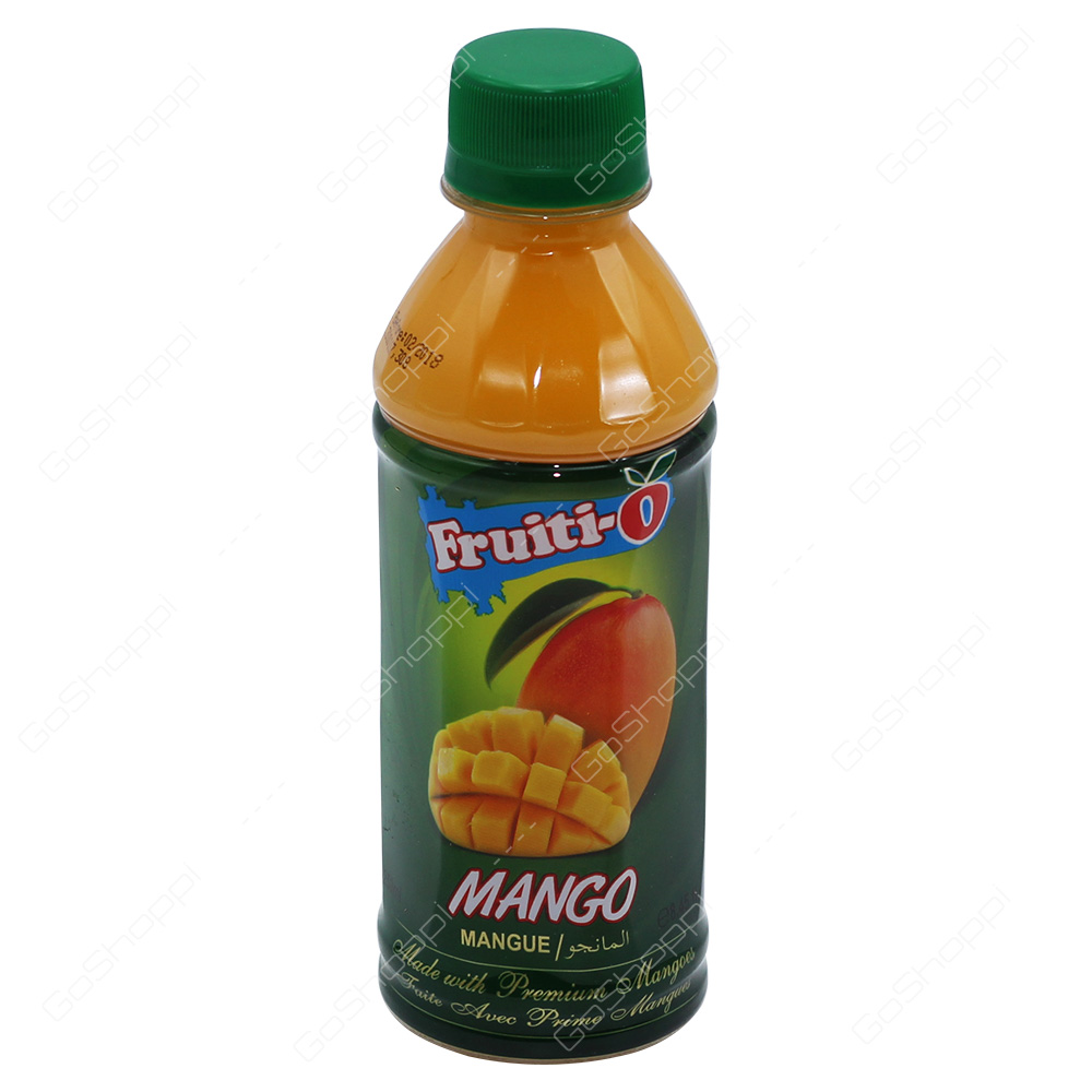 Fruiti-O Mango Drink 250ml