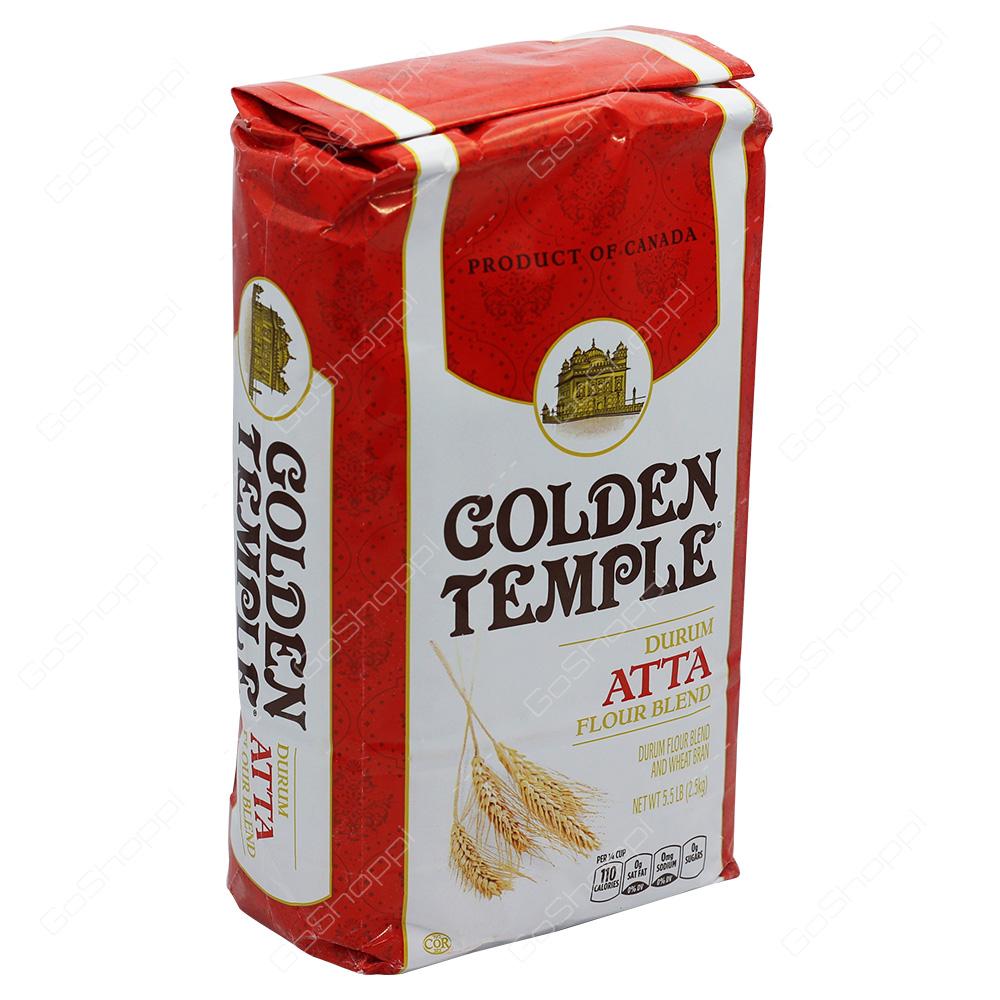 Golden Temple Atta Flour 2.5kg