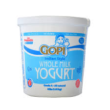 Gopi Whole Milk Yogurt
