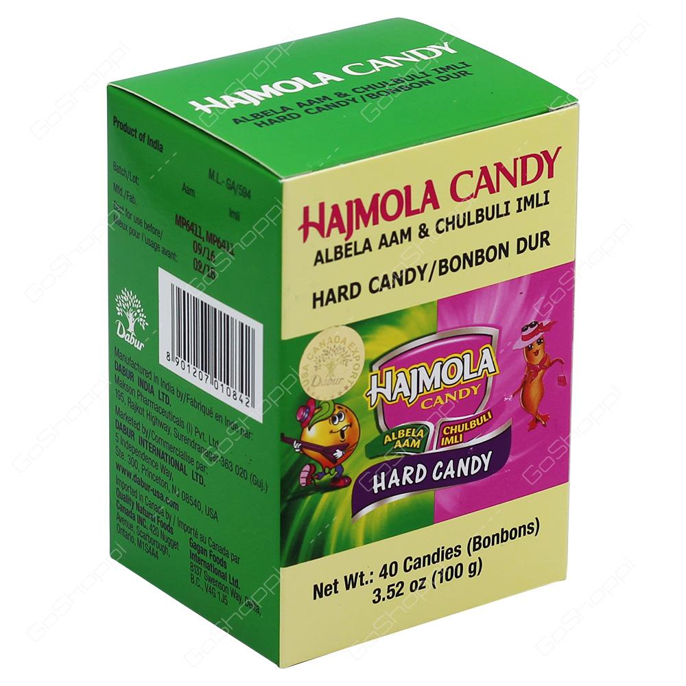 Hajmola Hard Candy 100g