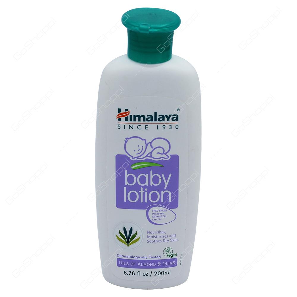 Himalaya Baby Lotion 200ml