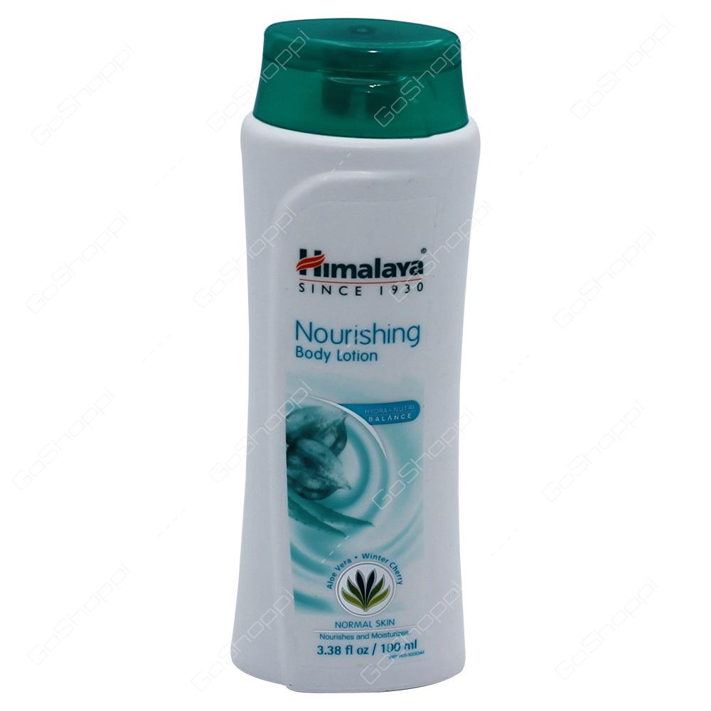 Himalaya Nourishing Body Lotion 100ml