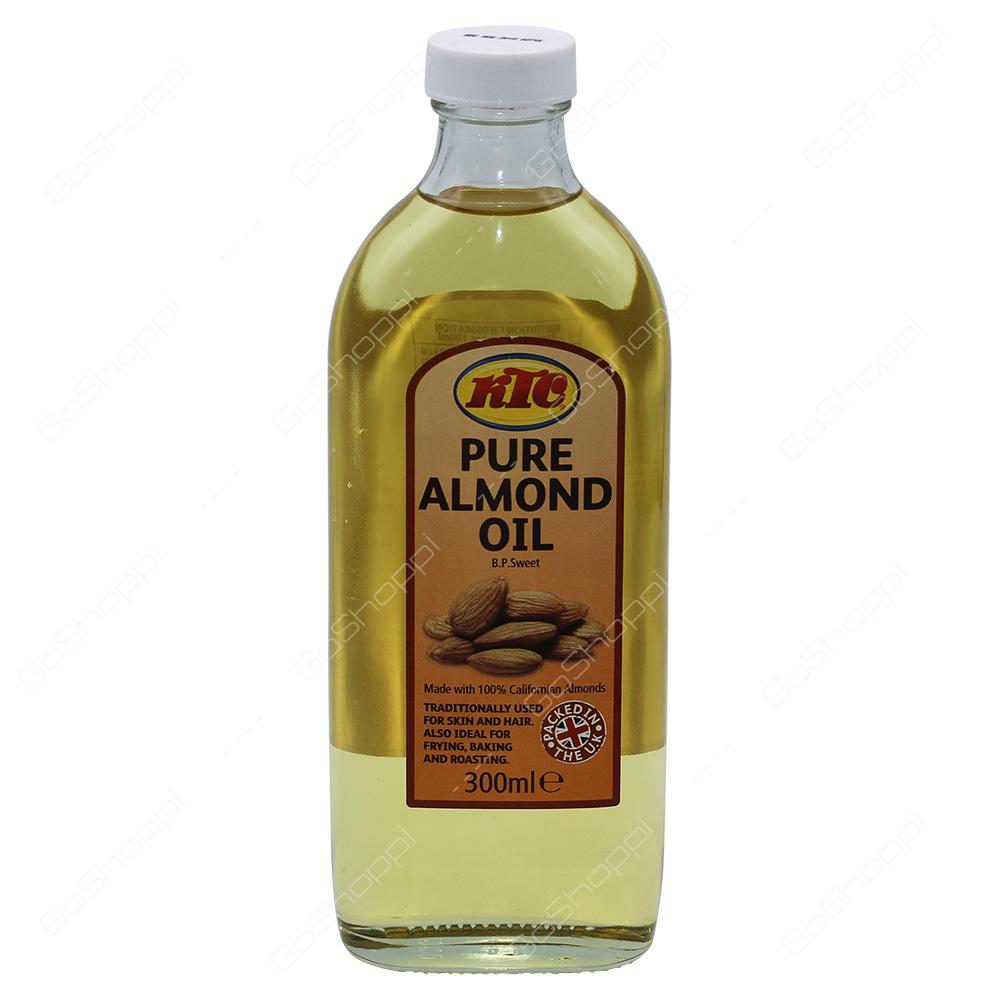 KTC Pure Almond Oil 300ml