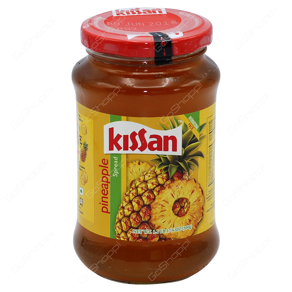 Kissan Pineapple Spread 500g
