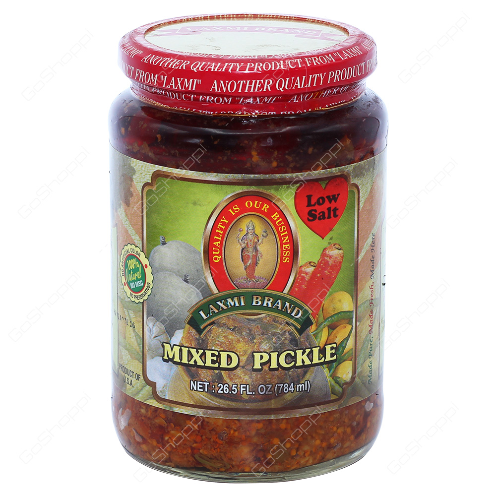 Laxmi Mixed Pickle 784ml