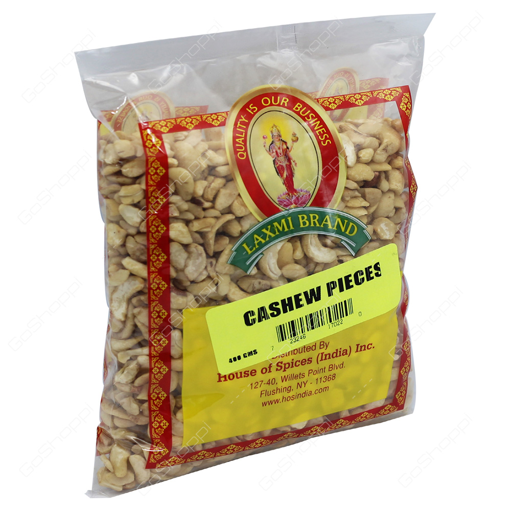Laxmi Cashew Pieces 400g