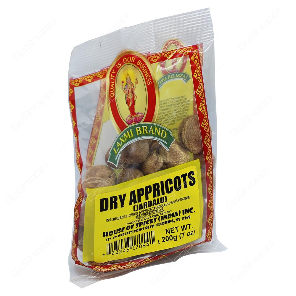 Laxmi Dry Appricots 200g