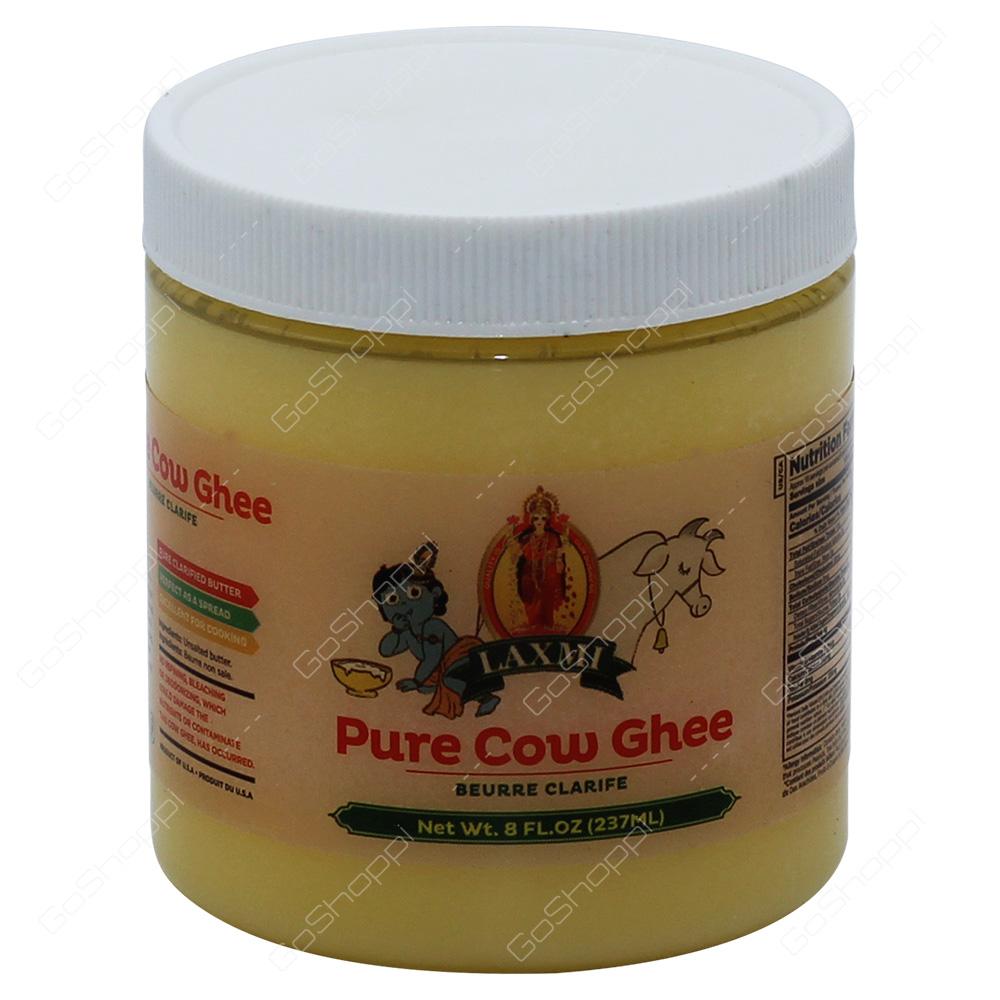 Laxmi Pure Cow Ghee 237ml