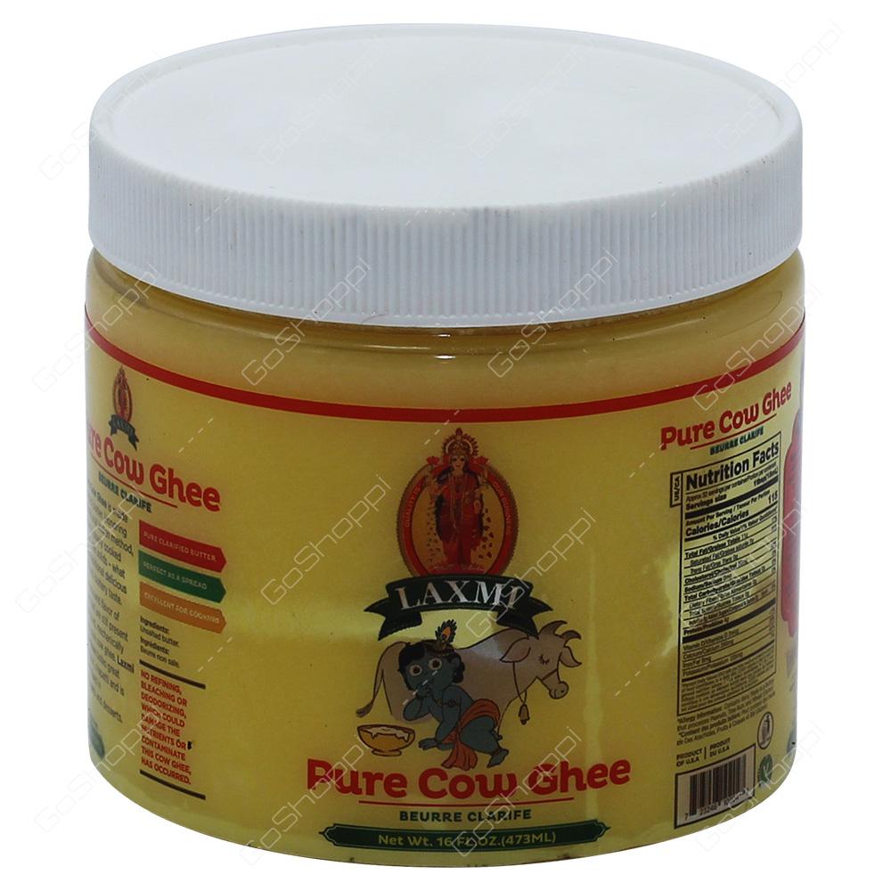 Laxmi Pure Cow Ghee 473ml