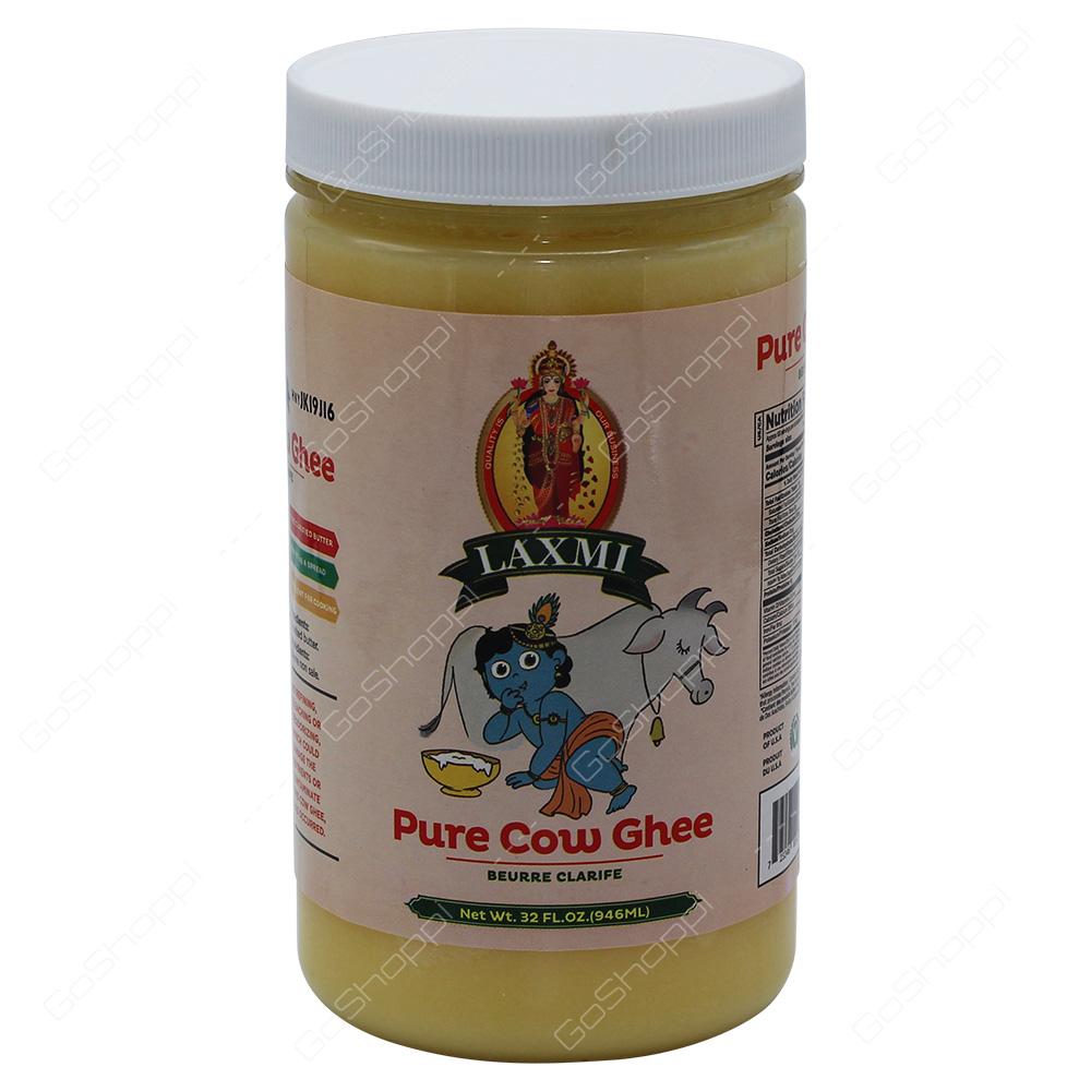 Laxmi Pure Cow Ghee 946ml