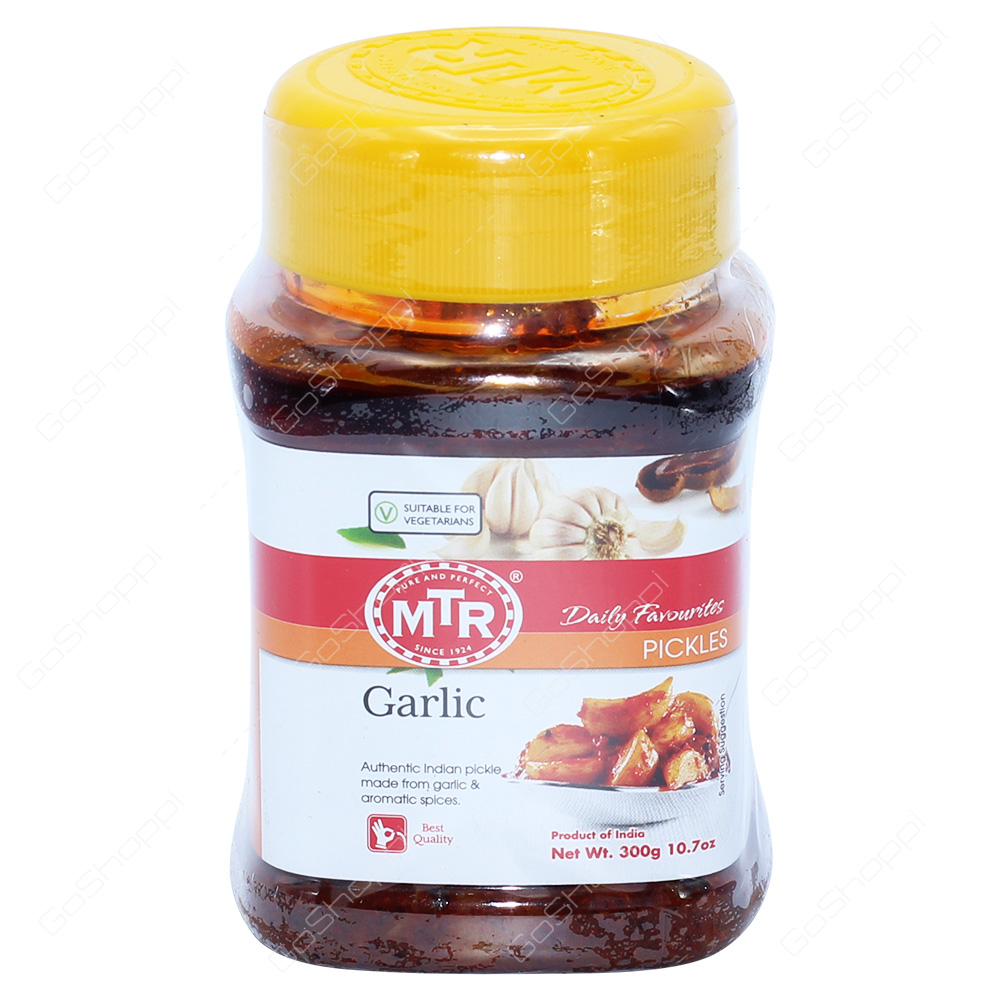 MTR Garlic Pickle 300g