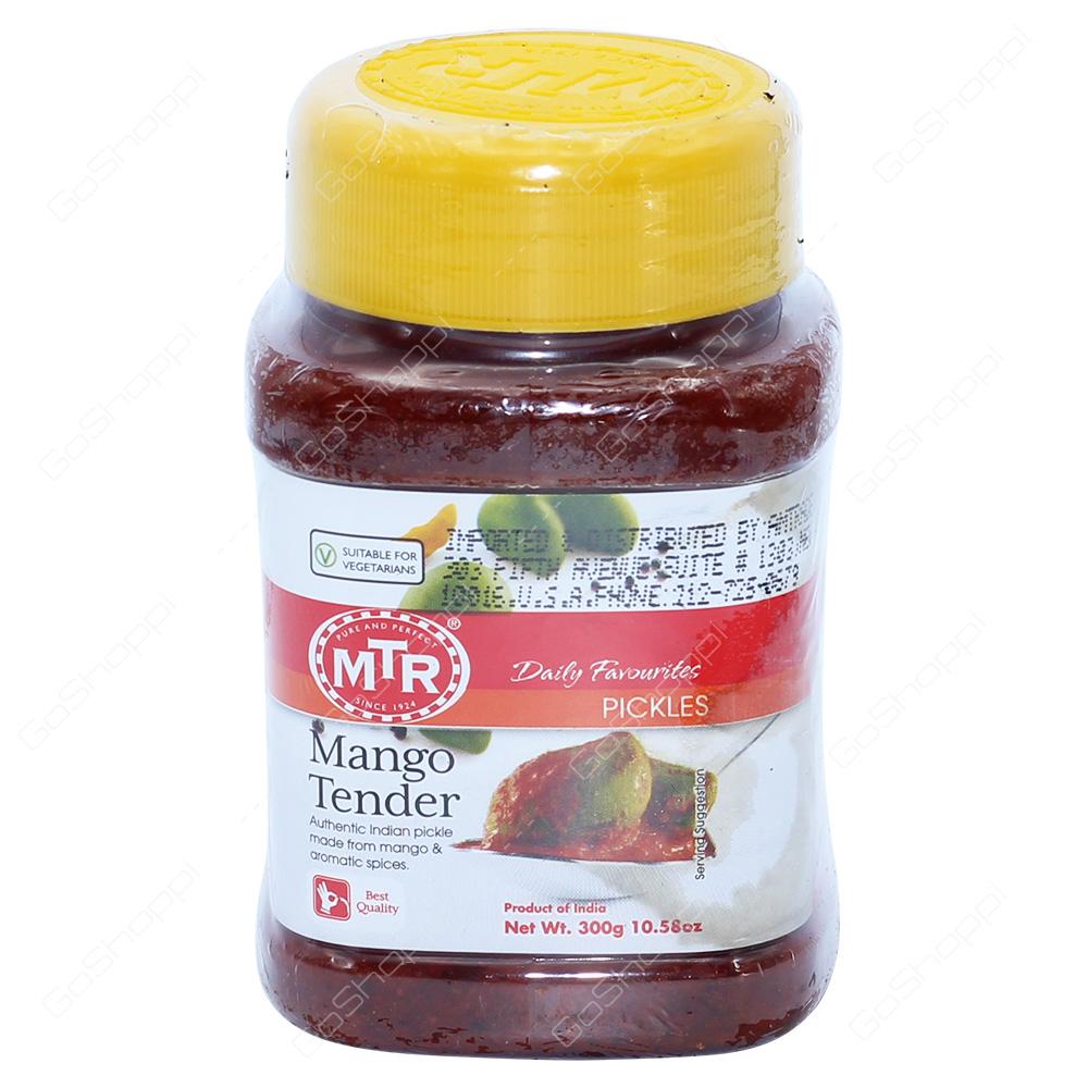 MTR Mango Tender Pickle 300g